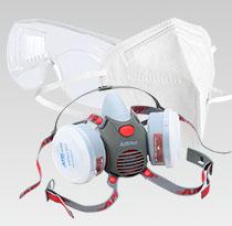 Ochrona dróg oddechowych i wzroku