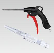 Pistolety do przedmuchiwania i suszenia