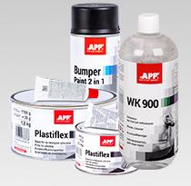 Produkty chemiczne do napraw tworzyw sztucznych