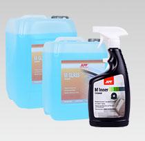 Liquids for car wash