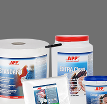 Pastes for washing and cleaning