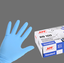 Gloves and gels
