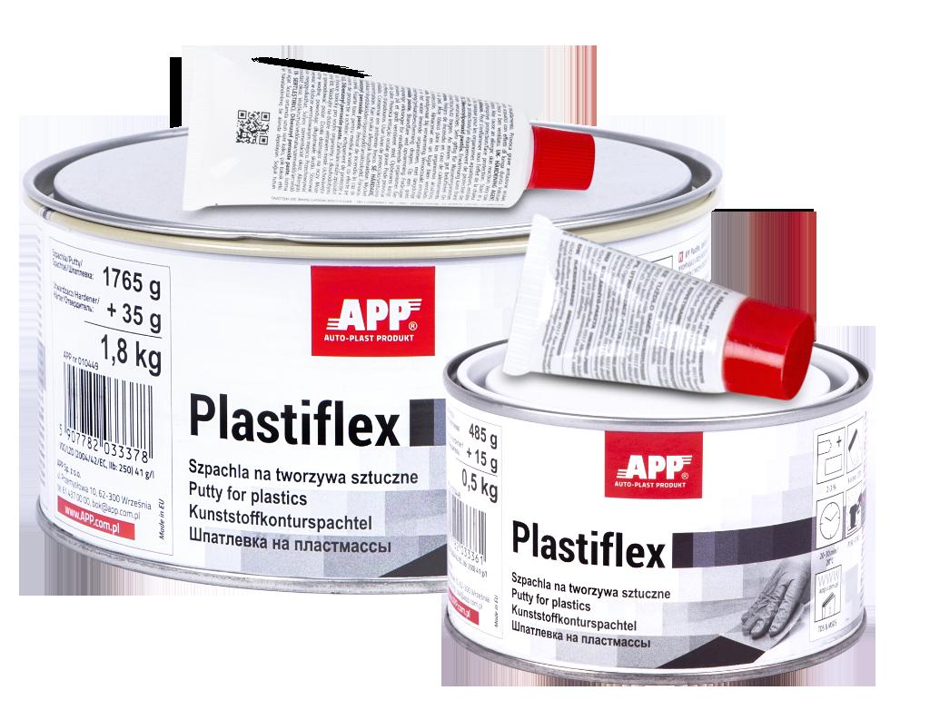 APP Plastiflex Szpachla na tworzywa sztuczne