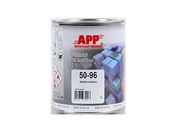 APP Modular 2K Acryl Line Dodatek matujący