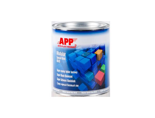 APP Modular Special Base Super czarny lakier bazowy