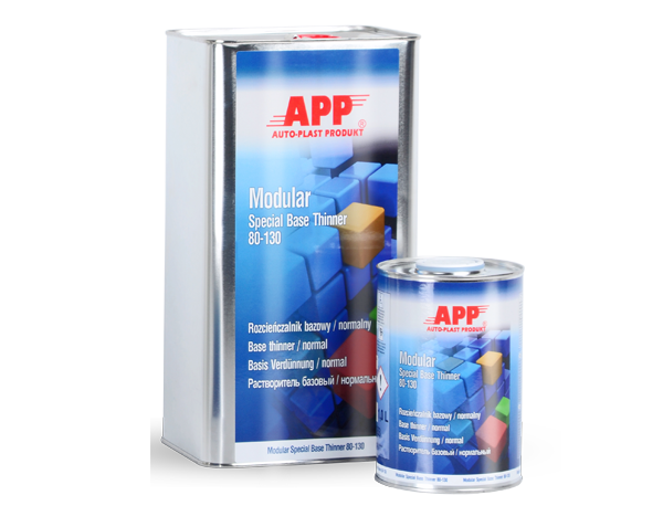 APP Modular Special Base Thinner Rozcieńczalnik bazowy