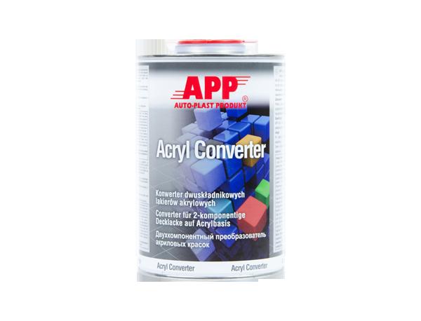APP Acryl Converter   Konwerter dwuskładnikowych lakierów akrylowych
