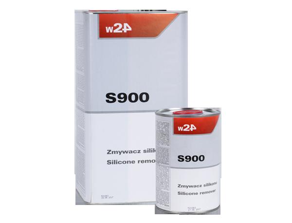 W24 S900 W24 Zmywacz do silikonu S900