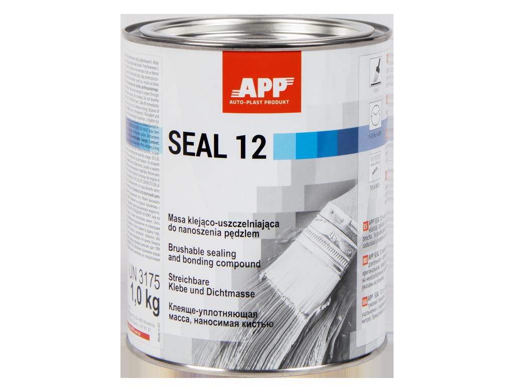 APP SEAL12 Masa klejąco-uszczelniająca do nanoszenia pędzlem