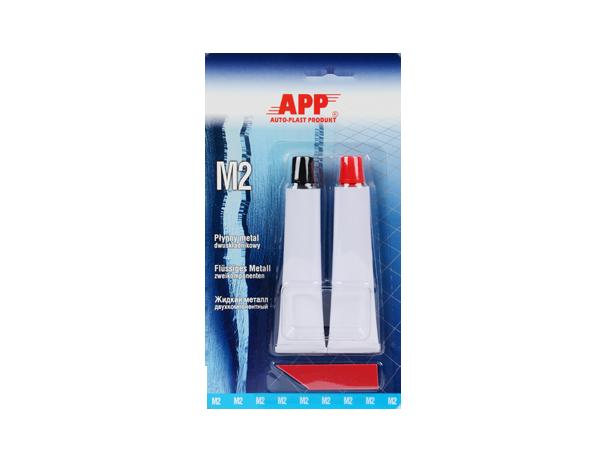 APP M2 Płynny metal 2K