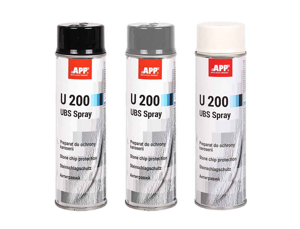 APP U200 Spray Preparat do ochrony karoserii