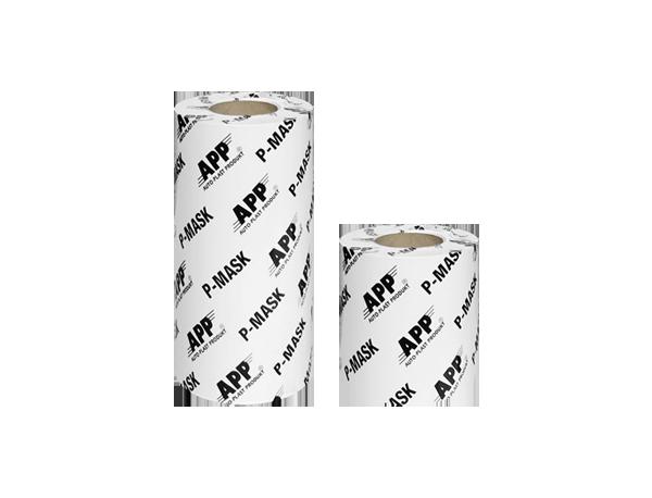 APP P Mask PE Papier do maskowania powlekany