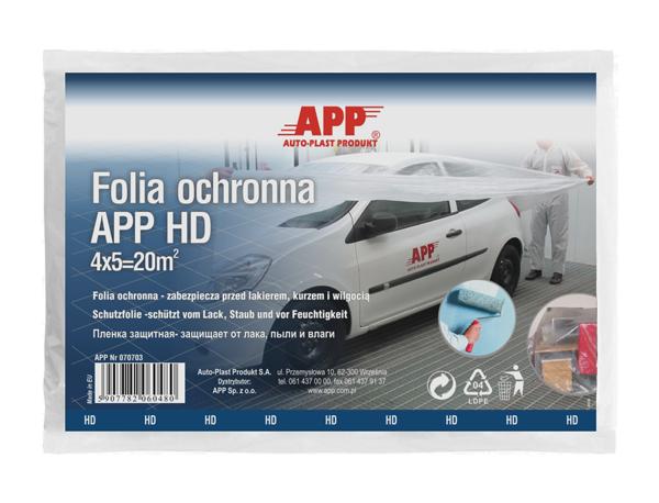 APP F HD Folia ochronna (gruba)