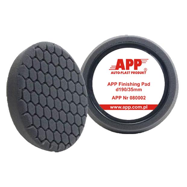 APP GP 190 HONEY Honeycomb polishing sponge h35 - Velcro