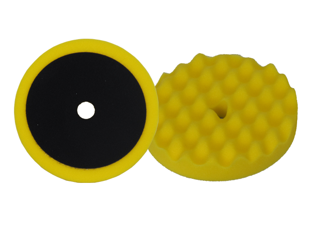 APP GP 180 PR Gąbka polerska profilowana h25 - rzep