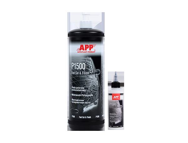 APP P1500 Fast Cut &FINISH Pasta polerska wielozadaniowa
