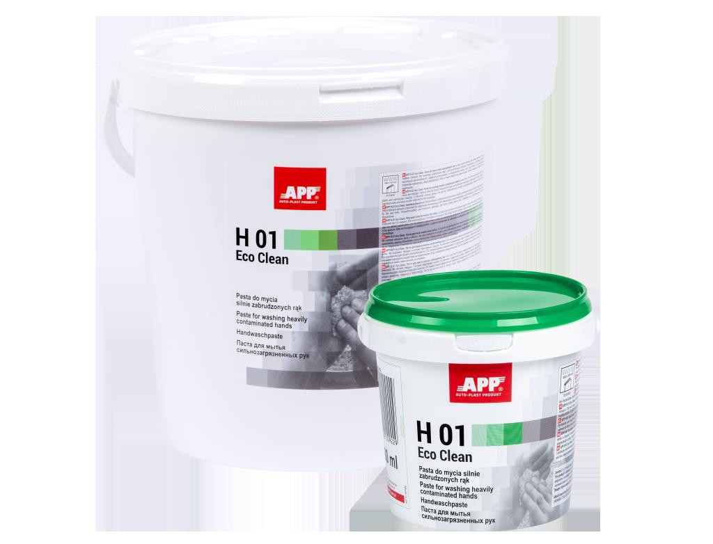 APP H 01 Eco Clean Pasta do mycia silnie zabrudzonych rąk
