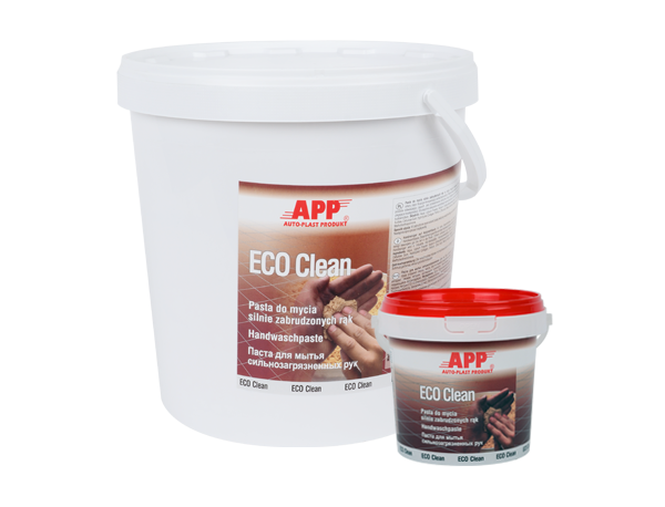 APP ECO Clean Pasta do mycia silnie zabrudzonych rąk
