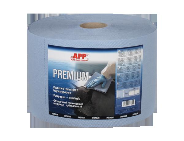 APP Premium Czyściwo techniczne trzywarstwowe