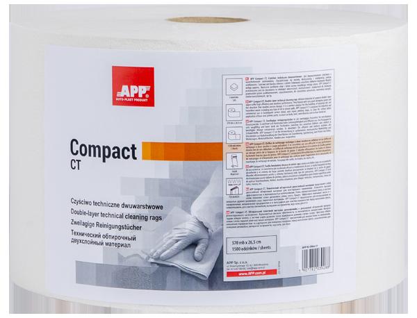 APP Compact CT Czyściwo techniczne dwuwarstwowe