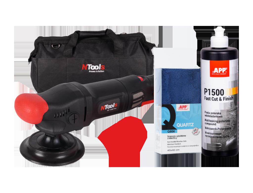 NTools RP 150E Pro P1500 Promotional polishing set