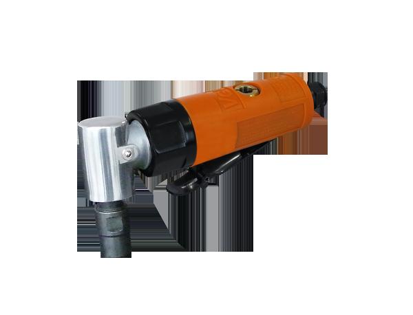 NTS SA 5112 Pneumatyczna szlifierka kątowa z uchwytem gumowanym