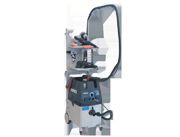 RUPES KS 260 EPNS Odsysacz pyłów z automatem włączeniowym elektryczno-pneumatycznym i stacją roboczą