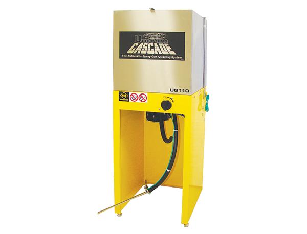 Uniram UG 110 Myjnia na jeden pistolet do lakierów wodorozcieńczalnych lub konwencjonalnych
