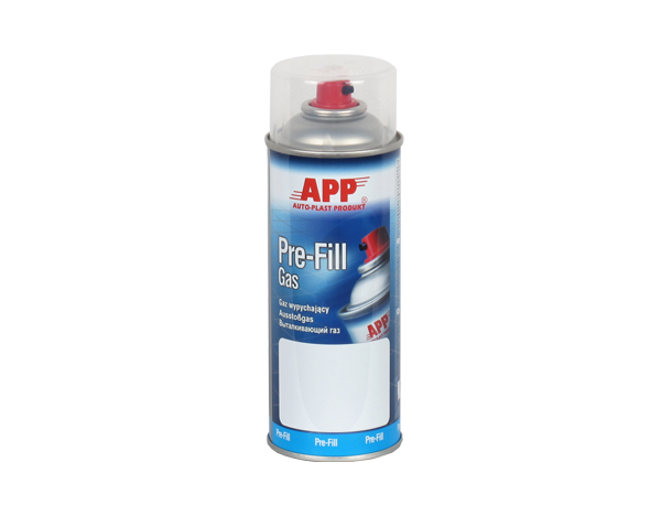 APP Pre Fill Gas Spray Opakowanie ciśnieniowe do napełniania