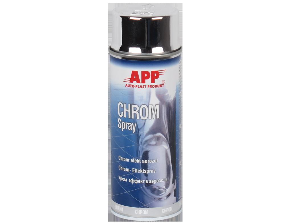 APP Chrom Spray Lakier z efektem specjalnym
