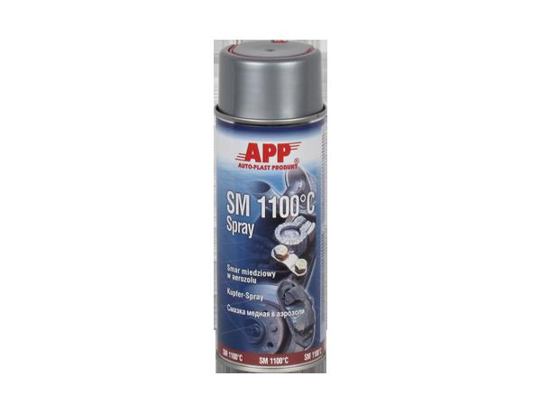 APP SM 1100 Spray Smar miedziowy