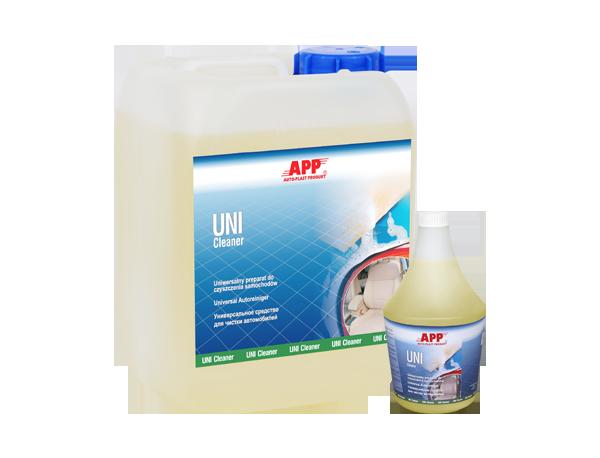 APP UNI Cleaner Wysokopieniący preparat do czyszczenia samochodu
