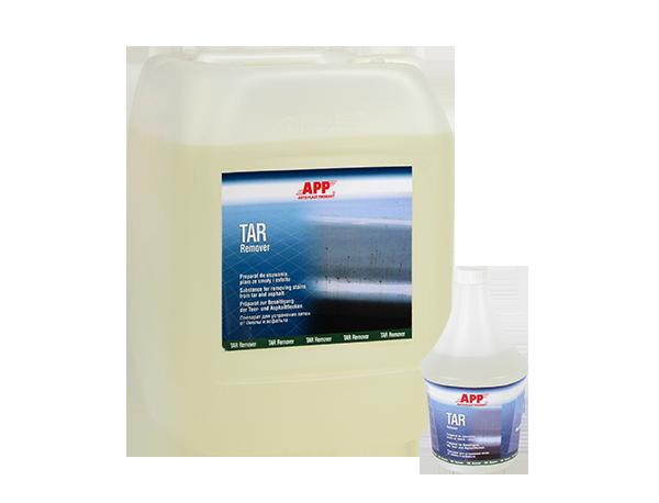 APP TAR Remover Preparat do usuwania plam ze smoły i asfaltu