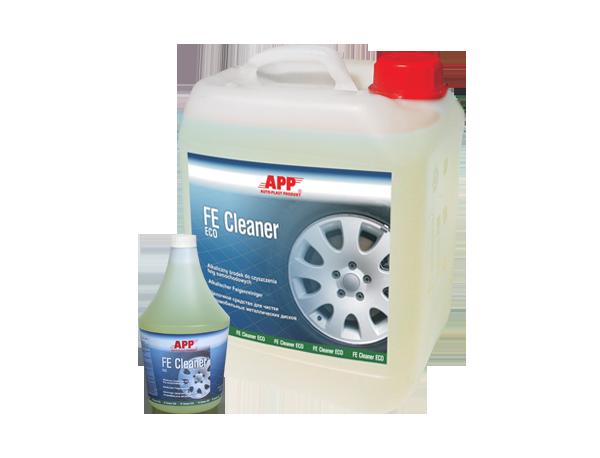 APP FE Cleaner ECO Alkaliczny preparat do czyszczenia felg samochodowych