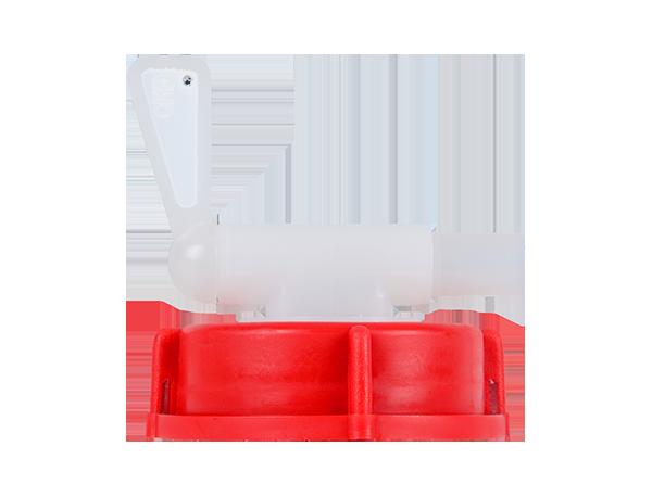 APP Screw Cup DIN51 Korek dozujący z kranem do pojemników 5L i 10L