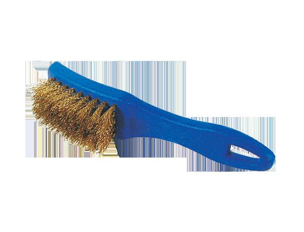 APP SM Szczotka z włosiem miedzianym do czyszczenia opon i silnika