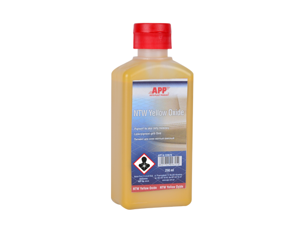 APP NTW Yellow Oxide Pigment do skór i winylu