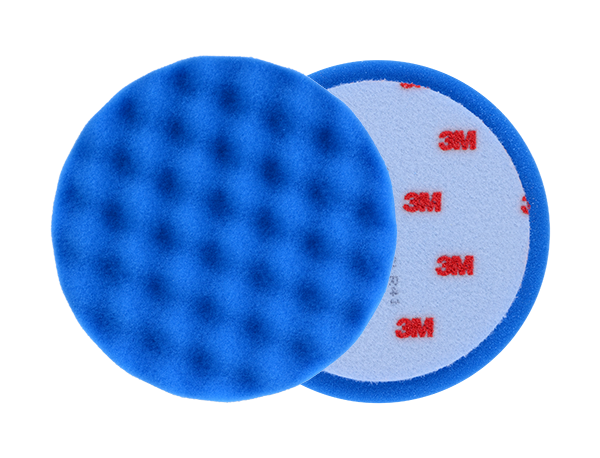 3M 50388 Gąbka polerska niebieska