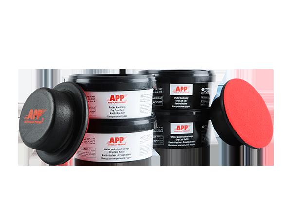 APP Dry Coat Puder kontrolny