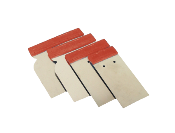 APP JSS Set Szpachelki metalowe stalowe - Japonki - kpl. 4 szt.