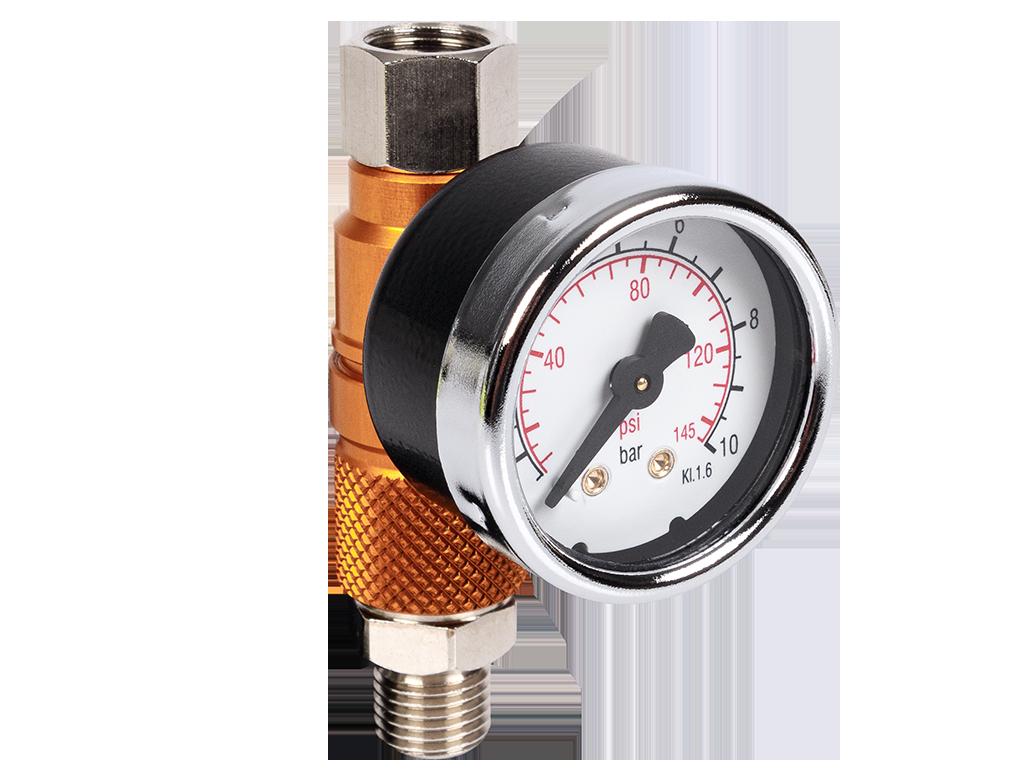 APP MANO 3 Regulator powietrza z manometrem