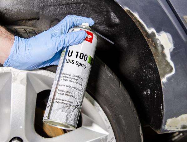 APP U100 UBS Spray Preparat do ochrony karoserii przed uderzeniami kamieni