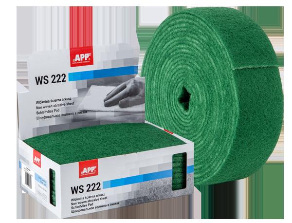 APP WSR 222 Włóknina ścierna rolka