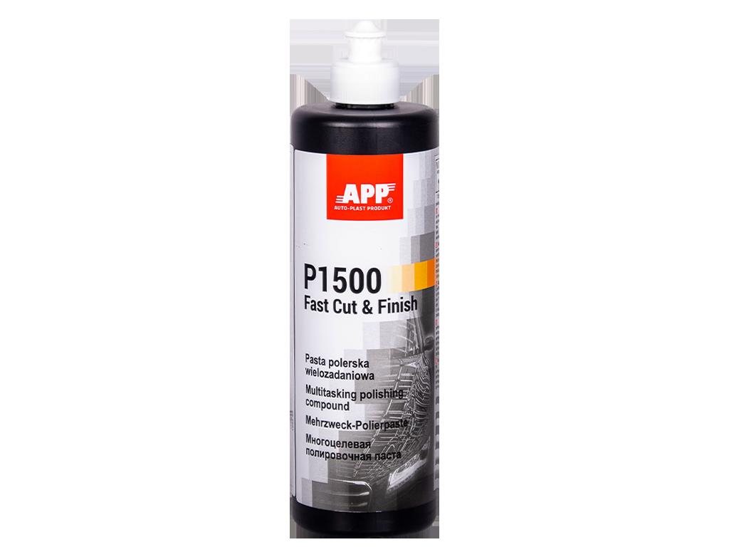 APP P1500 Fast Cut & FINISH Pasta polerska wielozadaniowa