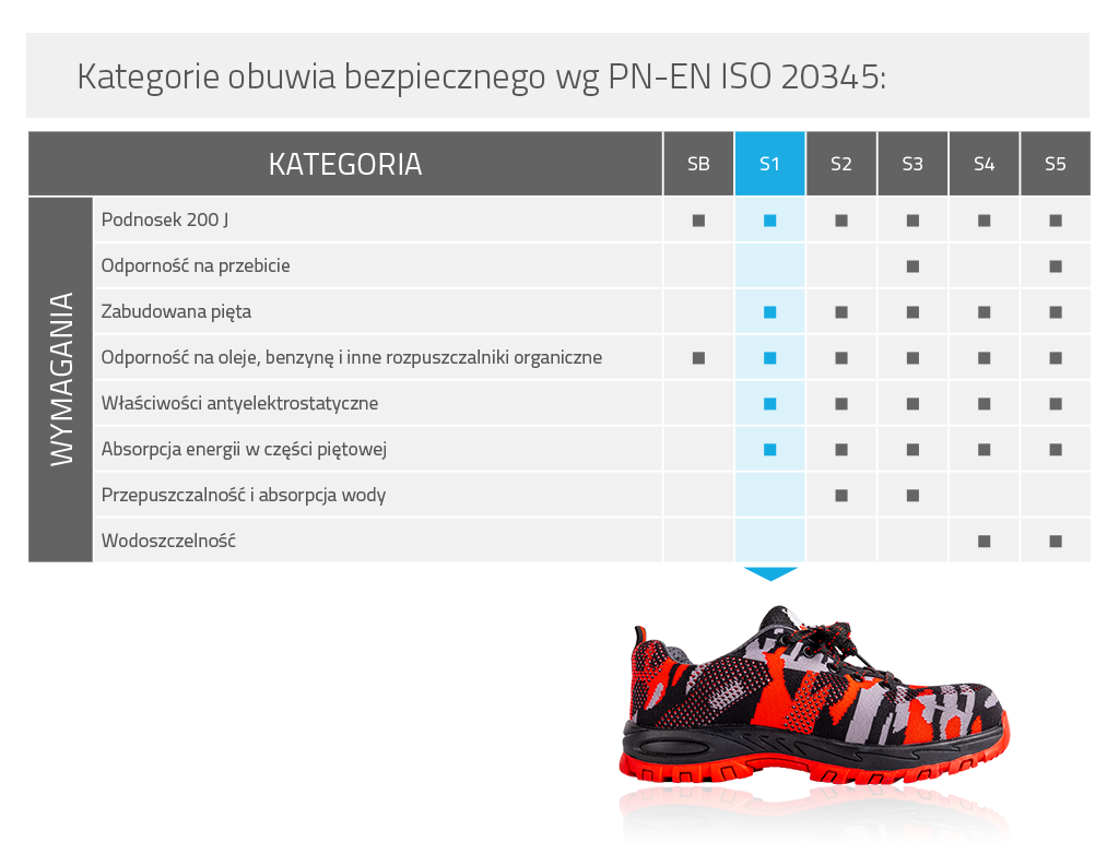 NTools Kamo Safety Shoes S1
