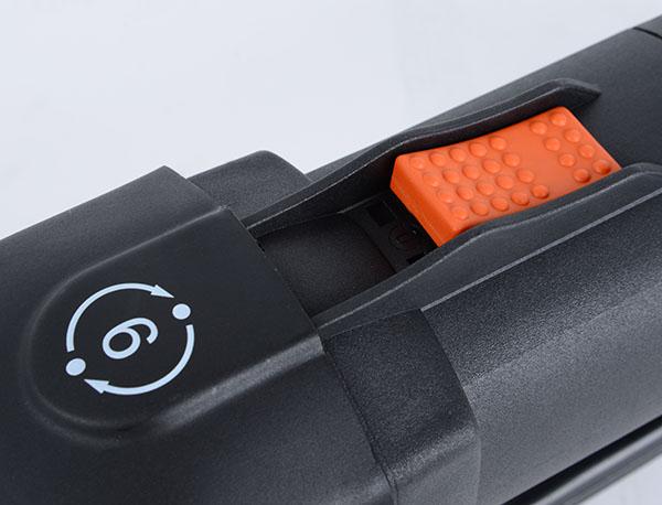 RUPES BR 109 Szlifierka wibracyjno-rotacyjna elektryczna
