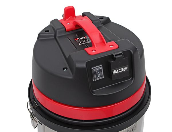 NTools VC 50E Odsysacz pyłów z automatem włączeniowym elektrycznym