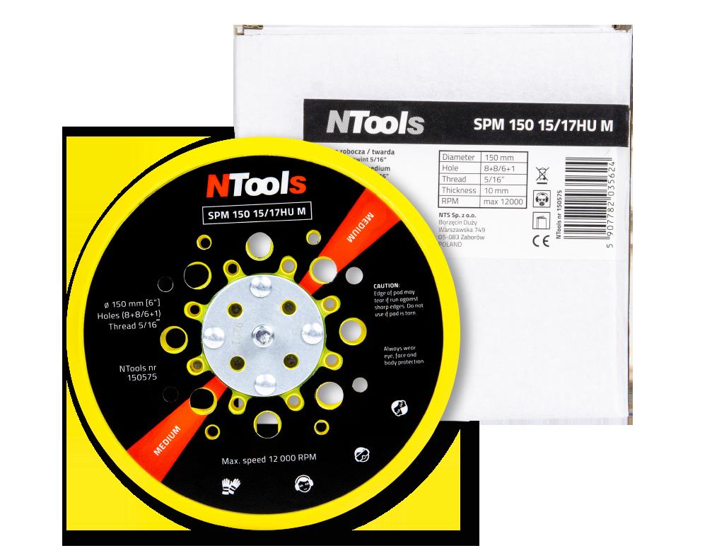 NTools SPM 150 15/17HU M Tarcza robocza