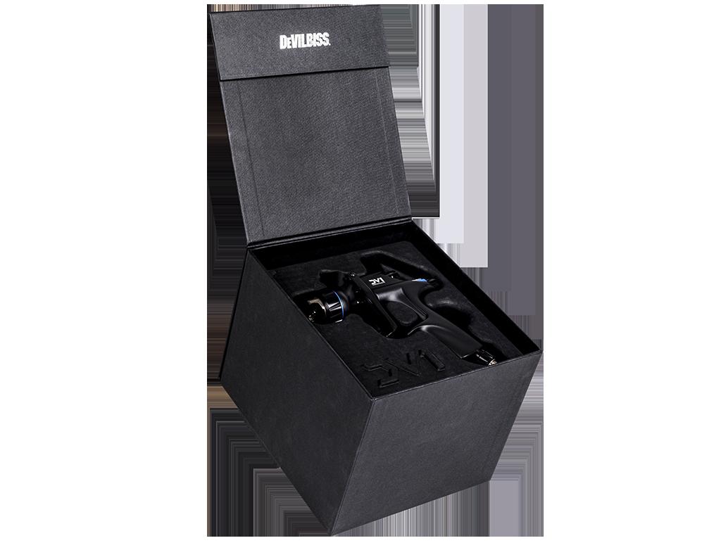Devilbiss DV1 Pistolet natryskowy (Basecoat)