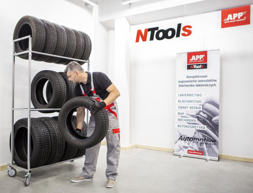 ntools tire stand max